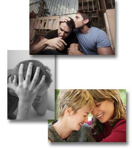 Gay, Lesbian and Bisexual Counseling. Are you or a loved one struggling with ...